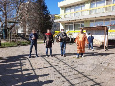 """Гостуване на Фондация""""Светлина на Балканите"""" в детската градина - Изображение 1"""